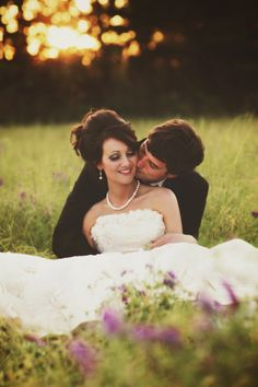 The Wedding Post of Arkansas wedding blog: Arkansas Wedding: Barnes - Sain