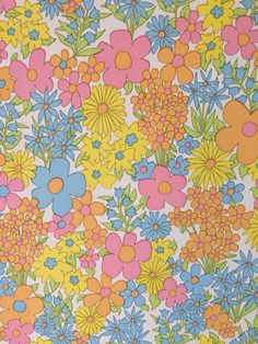 At an estate sale, I saw this wallpaper in a children's bedroom Look Wallpaper, Hippie Wallpaper, Cute Patterns Wallpaper, Iphone Background Wallpaper, Aesthetic Iphone Wallpaper, Aesthetic Wallpapers, Iphone Wallpaper Summer, Photo Wall Collage, Picture Wall