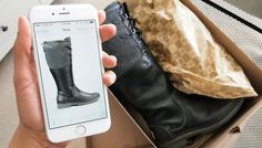 You don't necessarily have to photograph all your clothes to add them to your Stylebook closet - save time and get professional pictures by adding photos directly from stores with the app's shoppi...