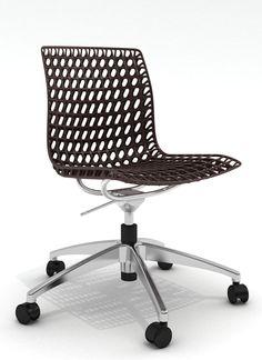 MOIRE - Ton Haas - Hare Chair