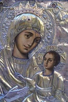 Mother Mary, Mother And Child, Orthodox Christianity, Orthodox Icons, Blessed Mother, Holy Spirit, Madonna, Mona Lisa, Religion