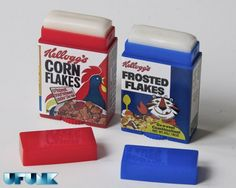 Japanese Gadget – Frosties, Corn Flakes, Froot Loops… Kellogg's Lip stick American Girl Food, Chapstick Lip Balm, Advent Calendars For Kids, Best Lip Balm, Kids Makeup, My Christmas List, Airpod Case, Gadgets, Frosted Flakes