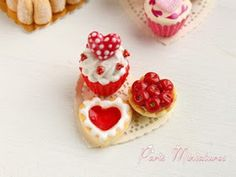 The Mini Food Blog: Happy Valentine's Day ~ Emmaflam & Miniman