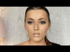 Kim Kardashian make-up look tutorial