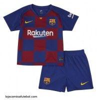 Cheap Barcelona Home Kids Football Kit Short Sleeve (+ Short pants) Camisa Barcelona, Barcelona Shirt, Fc Barcelona, Barcelona Football Kit, Kids Football Kits, Cheap Football Shirts, Messi Soccer, Jersey Shirt, T Shirt