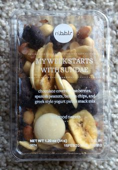 Evolution of a Foodie: Nibblr Review and Promo Code