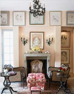 TG interiors: A Day with Penelope Bianchi....