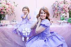 A Royal Celebration! Sofia the First Birthday Party