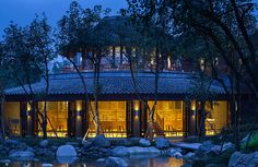 Learn more about the local and regional cuisine served at our Chengdu restaurant. Six Senses Qing Cheng Mountain serves unique specialties from around the world. China Architecture, Sense Of Place, Five Star Hotel, Luxury Spa, Chengdu, Mountain Resort, Resort Spa, Betta, Hotels And Resorts