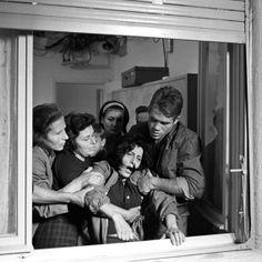 Anna Magnani in Mamma Roma di Pier Paolo Pasolini, 1962. Foto di Divo Cavicchioli
