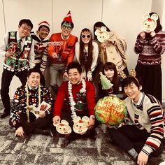 #daksクリスマスジャンパーデー Christmas Sweaters, Fashion, Moda, Fashion Styles, Christmas Jumper Dress, Fashion Illustrations, Tacky Sweater