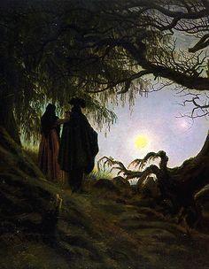 unhistorical: September 5, 1774: Caspar David... - The Village Green