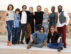 The Walking Dead cast, SDCC '14