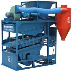 Grain/Cereals Destoner & Cleaner (Gravity Separator) for  rapeseed, sesame,flax, millet...