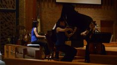 """Congratulations to Piano Student Annabelle Song! Annabelle's piano trio """"Bellavoce"""" won first place at YMCI Metropolitan Chamber Music Festival (category 9th - 12th grade). Annabelle is a student of Natasha Dukan a piano instructor at the Academy of Fine Arts. #TheAcademyofFineArts #MusicLessons #PianoLessons"""