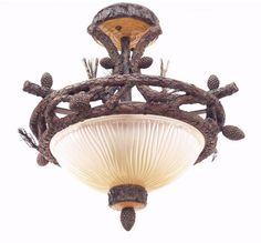 Forest Breeze Series - Rustic Lighting and Fans Cabin Lighting, Rustic Lighting, Ceiling Fan, Ceiling Lights, Fan Lamp, Glass Texture, Breeze, Chandelier, Carving