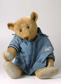 Sweet little antique teddy bear