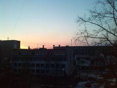 Любимый вид из окна *0* #небо