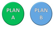 Have you ever wondered how things may have turned out if you'd gone with plan B?