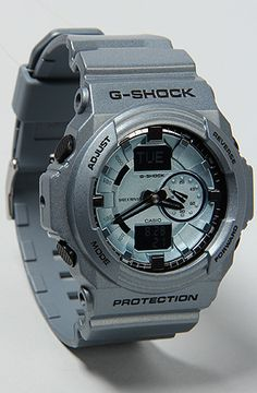 The GA-150 Watch in Blue by G-SHOCK  I need a new gshock