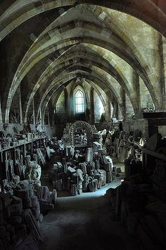 Notre-dame de reims, France (Reims Cathedral) Museum