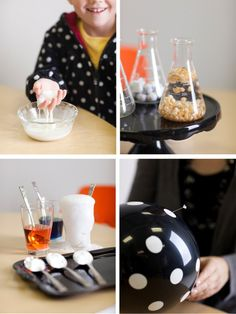 Science Experiments for Halloween