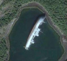 secret ships | Outspoken Poet's Blog: Murmansk Military Objects