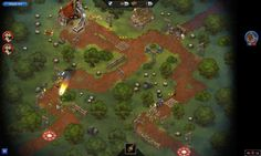 Under Siege is a Facebook-based social game, adventure, tower defence game, free to play on Facebook, from Rocket Jump.