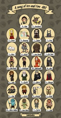font de game of thrones