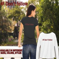 keep dem stalkers away click on the pic to visit the store and check out the different styles, colors and models #funnyshirt