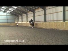 Counter Canter, Improve balance and collection.