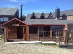 Weskar Lodge in Puerto Natales Patagonia Chile.