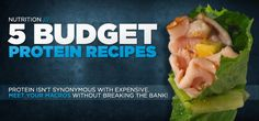 Bodybuilding.com - Penny Protein: Protein-Rich Meals For Bodybuilders On A Budget