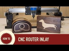 Using the ShapeOko 2 CNC Router and Easel for Wood Inlay