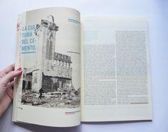 dale magazine on Behance