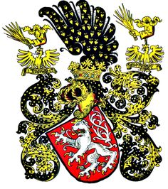 # Heraldry. Arms  of the King of Bohemia 1483