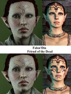 Falon'Din (Friend of the Dead)