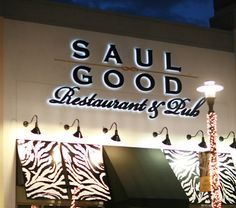 Saul Good now has multiple locations one of which is downtown.  I love the brick over pizzas.  Try my two favorites--the Parisian and the Hot Brown.  You will never look at pizza the same way again!