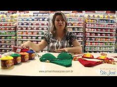 Biquíni de crochê com Verano - por Simone Eleotério no Armarinho São José - YouTube
