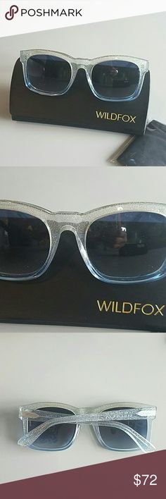 Wildfox Caudy Sunglasses NWT Authentic Case Included Clithing included. Wildfox Accessories Glasses