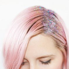 Glitter-Roots-Hair-Trend