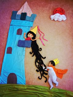Baby's Naptime Turned Into Dream Adventures by Queenie Liao