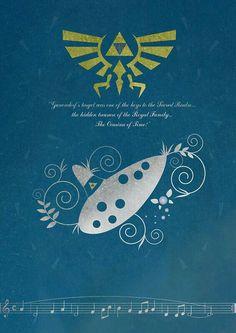Ocarina of time!