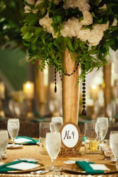 With the help ofConfetti EventsandMMD Events,Christina and Ivo turned theDali Museuminto a fabulous scene right out of a 1920s jazz movie. This St. Petersburg wedding features bold splashes of vibrant green and gold with art deco elements that we loved at first sight. If you're into the finer things in life, then you can appreciate […]