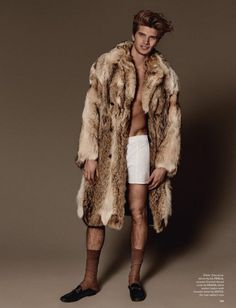 Toby Huntington Whitely for GQ STYLE