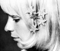 la chanson française ☆ france gall (paris I947  † neuilly sur seine 20I8) french singer portrait les années 60s the sixties étoilée stars