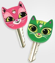kitty key covers