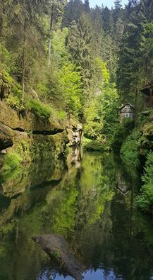 Day trip with private tour guide from http://www.pg.world to Bohemian & Saxon Switzerland National Park