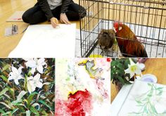 絵画学科日本画専攻 Department of Painting, Japanese Painting Course