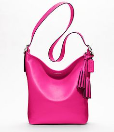 COACH LEGACY LEATHER DUFFLE #belk #accessories #color
